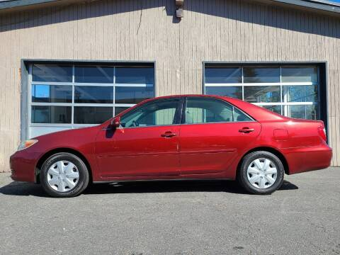 2003 Toyota Camry for sale at Westside Motors in Mount Vernon WA