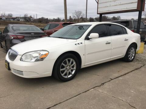 2008 Buick Lucerne for sale at Town and Country Auto Sales in Jefferson City MO