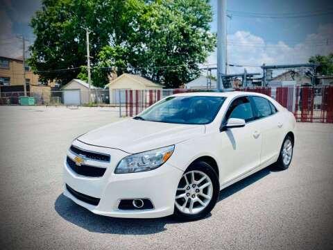 2013 Chevrolet Malibu for sale at ARCH AUTO SALES in Saint Louis MO