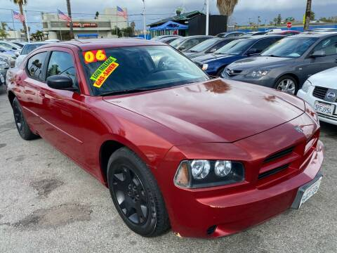 2007 Dodge Charger for sale at North County Auto in Oceanside CA