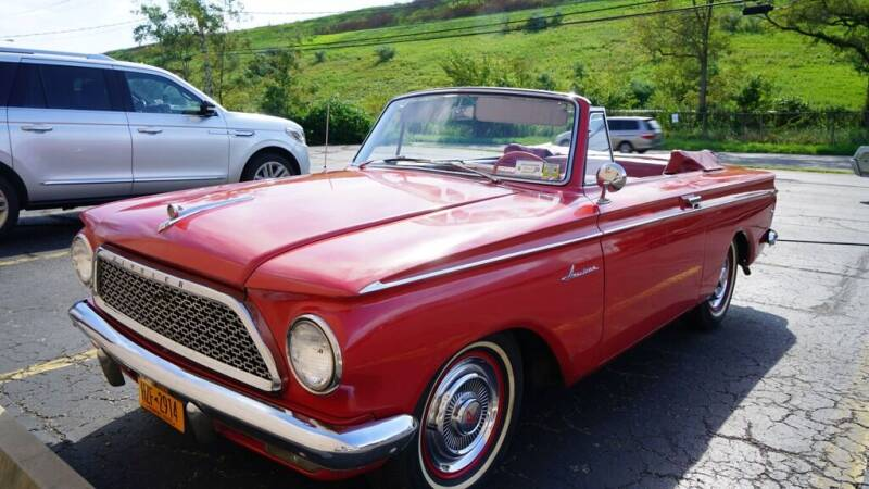 1961 Rambler American Custom for sale at Fiore Motors, Inc.  dba Fiore Motor Classics in Old Bethpage NY