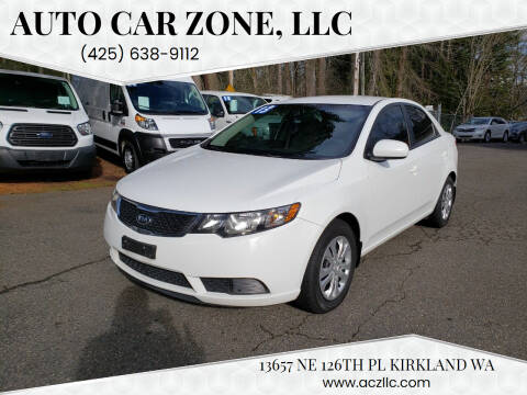 2013 Kia Forte for sale at Auto Car Zone, LLC in Kirkland WA