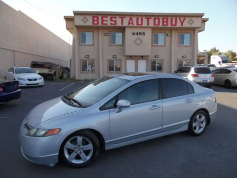 2007 Honda Civic for sale at Best Auto Buy in Las Vegas NV
