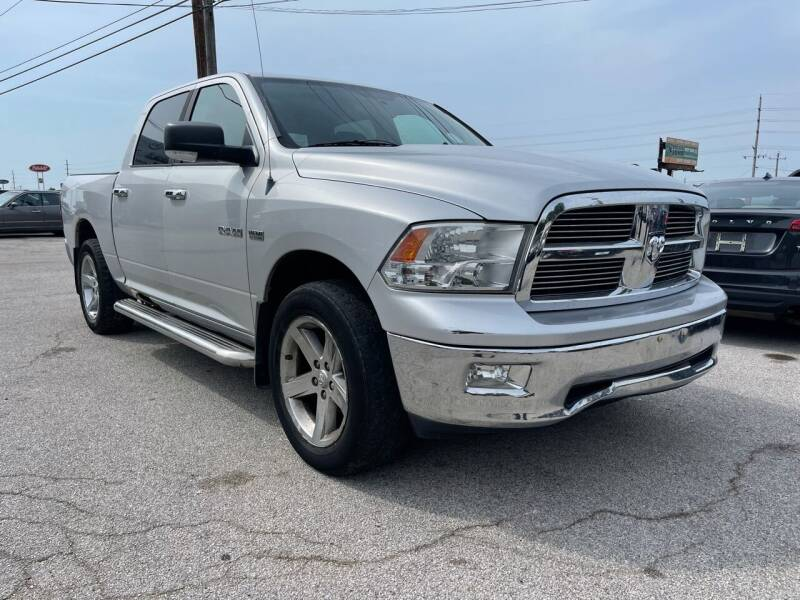 2009 Dodge Ram Pickup 1500 for sale at STL Automotive Group in O'Fallon MO
