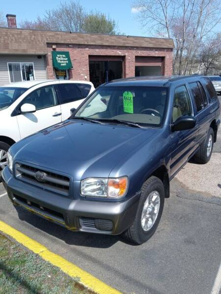 1999 Nissan Pathfinder for sale at Balfour Motors in Agawam MA