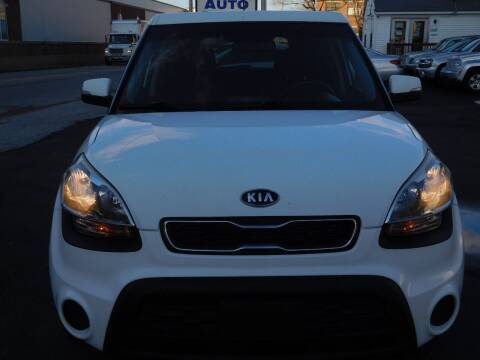 2012 Kia Soul for sale at Southbridge Street Auto Sales in Worcester MA