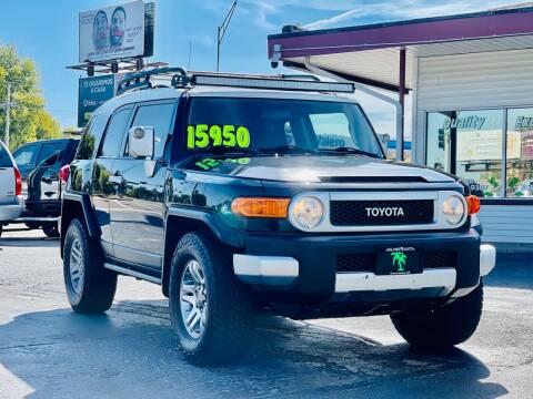 2007 Toyota FJ Cruiser for sale at Island Auto in Grand Island NE