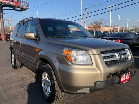 2008 Honda Pilot for sale at Auto Rite in Cleveland OH