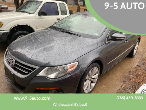2010 Volkswagen CC for sale at 9-5 AUTO in Topeka KS