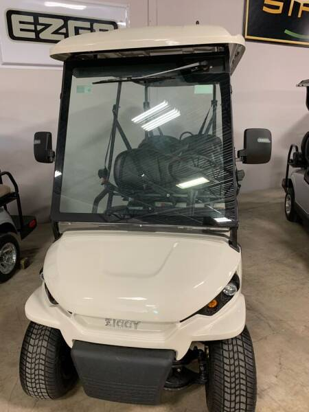 2020 Ziggy 4+2LSV for sale at ADVENTURE GOLF CARS in Southlake TX