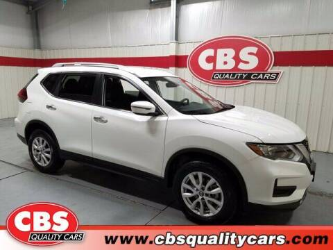 2020 Nissan Rogue for sale at CBS Quality Cars in Durham NC
