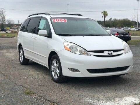 2006 Toyota Sienna for sale at Harry's Auto Sales, LLC in Goose Creek SC