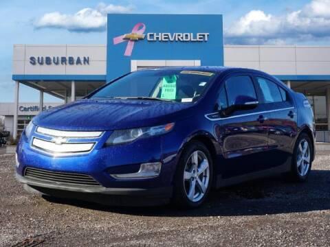 2013 Chevrolet Volt for sale at Suburban Chevrolet of Ann Arbor in Ann Arbor MI