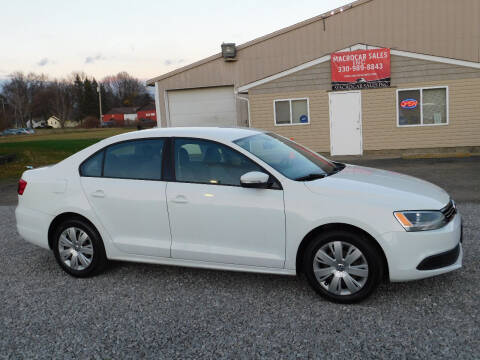 2014 Volkswagen Jetta for sale at Macrocar Sales Inc in Akron OH