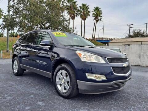 2012 Chevrolet Traverse for sale at Select Autos Inc in Fort Pierce FL