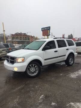 2007 Dodge Durango for sale at Big Bills in Milwaukee WI