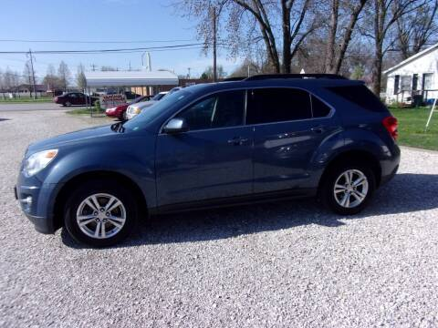 2012 Chevrolet Equinox for sale at VANDALIA AUTO SALES in Vandalia MO