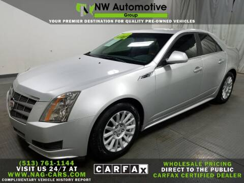 2010 Cadillac CTS for sale at NW Automotive Group in Cincinnati OH