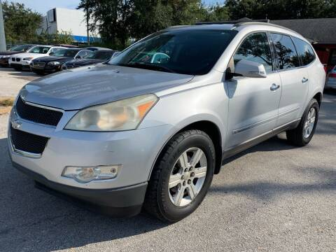 2009 Chevrolet Traverse for sale at Prime Auto Solutions in Orlando FL