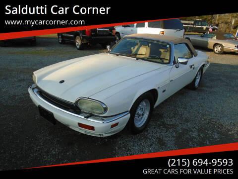 1994 Jaguar XJ-Series for sale at Saldutti Car Corner in Gilbertsville PA