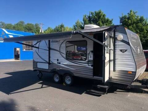 2014 Keystone TRAVRL TRAILER for sale at LEGACY AUTO SALES in Boise ID