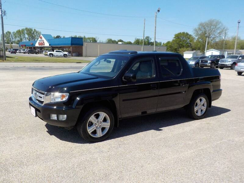 2010 Honda Ridgeline for sale at Young's Motor Company Inc. in Benson NC
