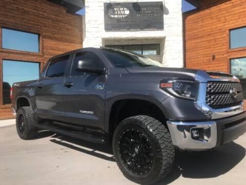 2019 Toyota Tundra for sale at Hamilton Motors in Lehi UT