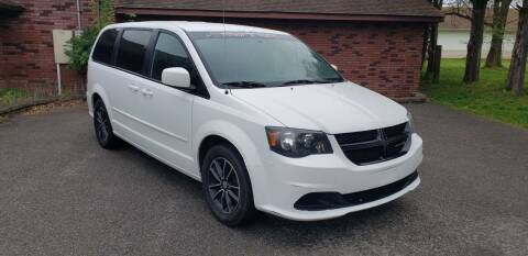 2016 Dodge Grand Caravan for sale at Elite Auto Sales in Herrin IL