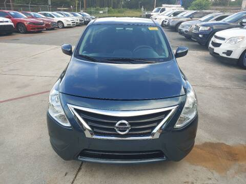 2017 Nissan Versa for sale at Adonai Auto Broker in Marietta GA
