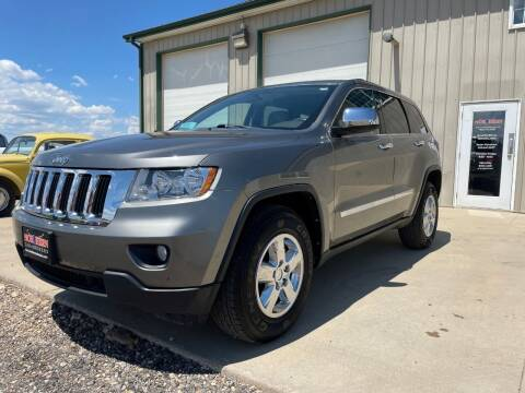 2012 Jeep Grand Cherokee for sale at Northern Car Brokers in Belle Fourche SD