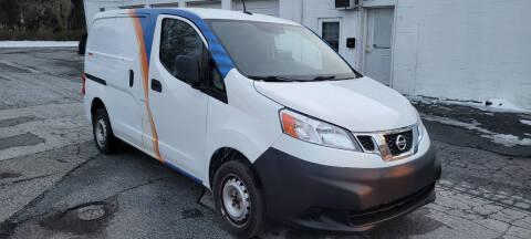 2015 Nissan NV200 for sale at WEELZ in New Castle DE