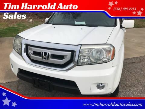 2010 Honda Pilot for sale at Tim Harrold Auto Sales in Wilkesboro NC
