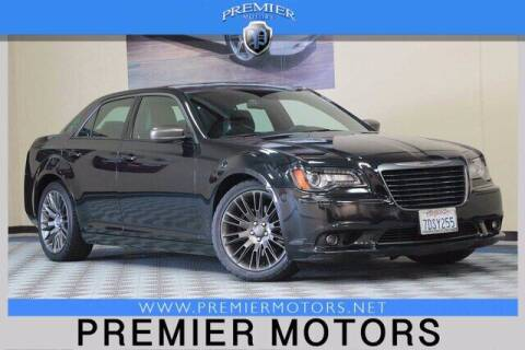 2013 Chrysler 300 for sale at Premier Motors in Hayward CA