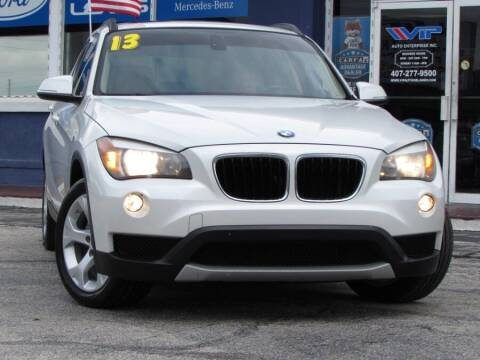 2013 BMW X1 for sale at VIP AUTO ENTERPRISE INC. in Orlando FL