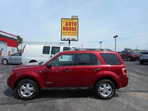 2008 Ford Escape for sale at AUTO HOUSE WAUKESHA in Waukesha WI