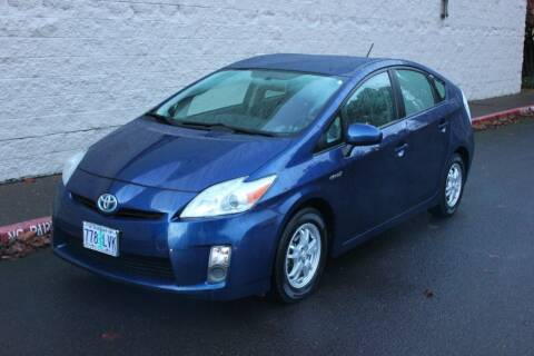 2010 Toyota Prius for sale at Al Hutchinson Auto Center in Corvallis OR
