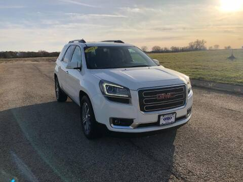 2013 GMC Acadia for sale at Alan Browne Chevy in Genoa IL