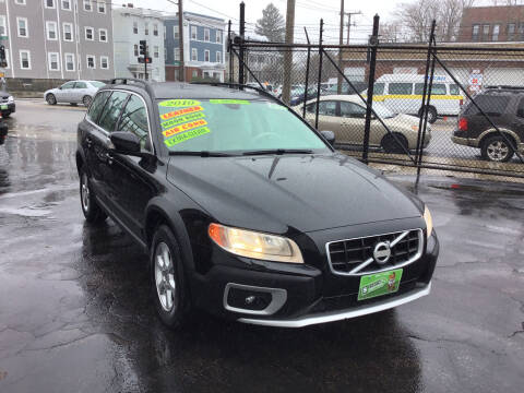 2010 Volvo XC70 for sale at Adams Street Motor Company LLC in Dorchester MA