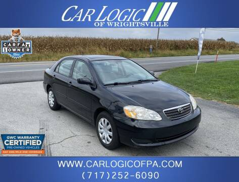 2008 Toyota Corolla for sale at Car Logic in Wrightsville PA