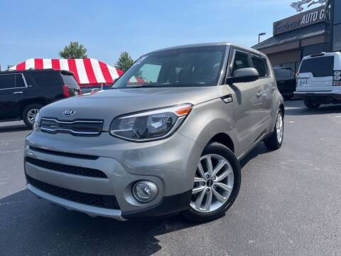 2017 Kia Soul for sale at FASTRAX AUTO GROUP in Lawrenceburg KY