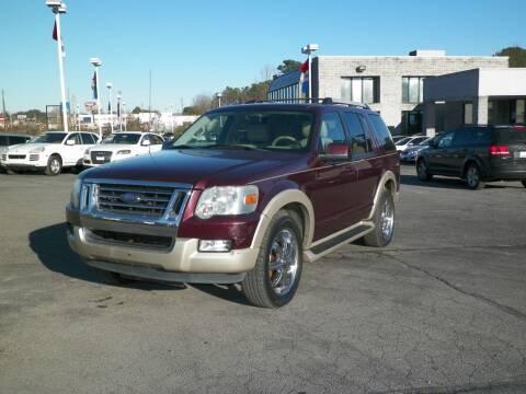 2006 Ford Explorer for sale at Paniagua Auto Mall in Dalton GA