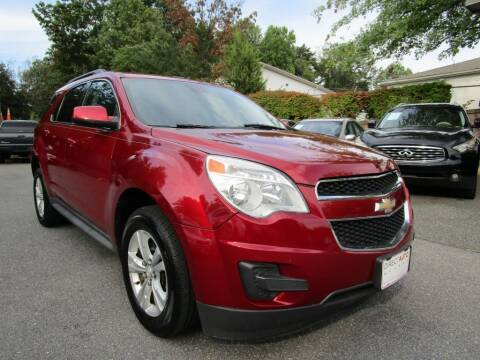 2014 Chevrolet Equinox for sale at Direct Auto Access in Germantown MD