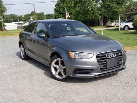 2015 Audi A3 for sale at Auto Mart in Kannapolis NC