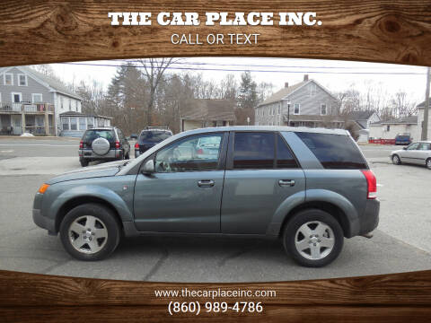 2005 Saturn Vue for sale at THE CAR PLACE INC. in Somersville CT