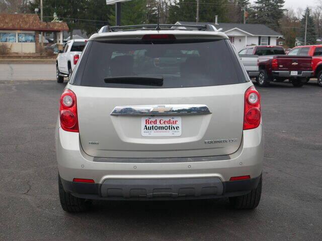 2014 Chevrolet Equinox AWD LTZ 4dr SUV - Menomonie WI