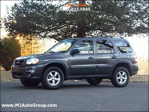 2006 Mazda Tribute for sale at M2 Auto Group Llc. EAST BRUNSWICK in East Brunswick NJ