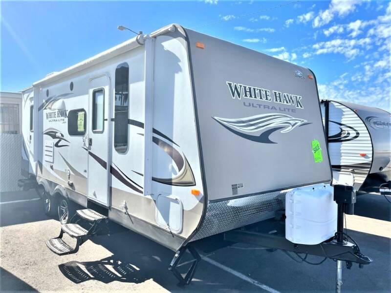 2014 Jayco WHITE HAWK for sale at Mesa AZ Auto Sales in Apache Junction AZ