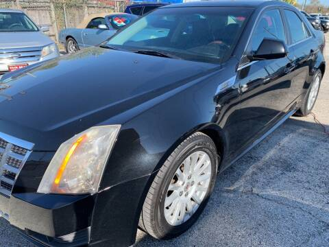 2013 Cadillac CTS for sale at FAIR DEAL AUTO SALES INC in Houston TX