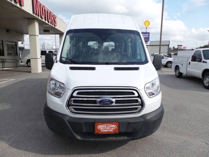 2019 Ford Transit Passenger 350 XLT 3dr LWB High Roof Passenger Van w/Sliding Passenger Side Door - Houston TX