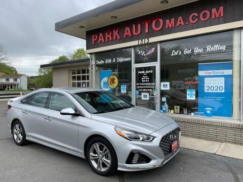 2019 Hyundai Sonata for sale at Park Auto LLC in Palmer MA